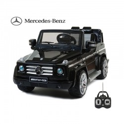 Kids Mercedes Electric 12 v Ride On Jeep that Kids can drive