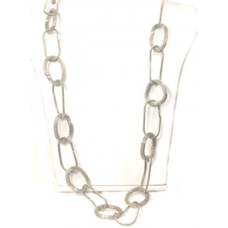 Vintage style Neckalce made from Pewter